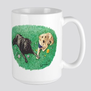 Forever Friends Labs Large Mug