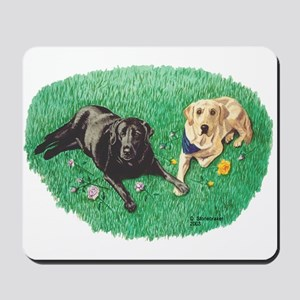 Forever Friends Labs Mousepad
