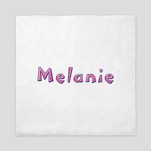 Melanie Pink Giraffe Queen Duvet
