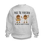 Pass Popcorn Nuts Sweatshirt