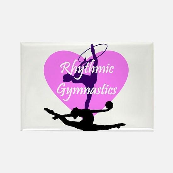 Rhythmic Gymnastics Magnets