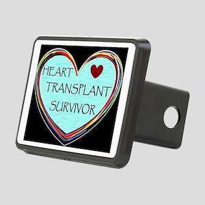 Heart Transplant Survivor Hitch Cover
