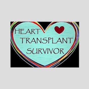 Heart Transplant Survivor Magnets