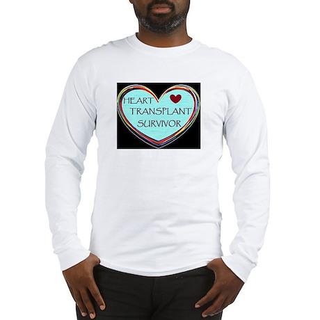 Trapianto Di Cuore Manica Lunga T-shirt IBU1Hs