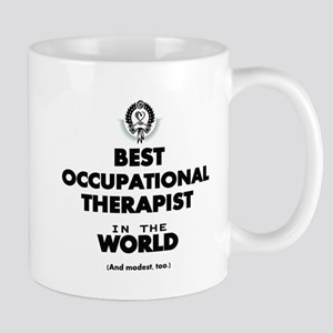 Best Occupational Therapist in the World. Mugs