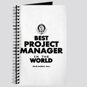 Best Project Manager in the World Journal