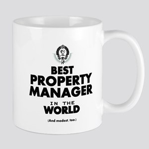 Best Property Manager in the World Mugs