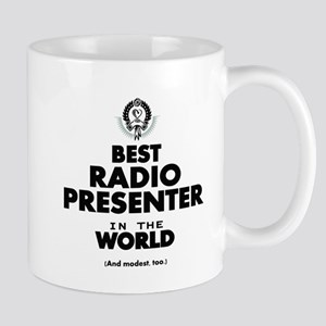 Best Radio Presenter in the World Mugs