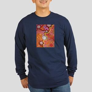 AUSTRALIAN ABORIGINAL ART 2 Long Sleeve T-Shirt