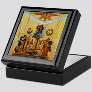 Royal Arch Keepsake Box