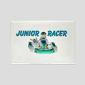 Junior Racer Magnets