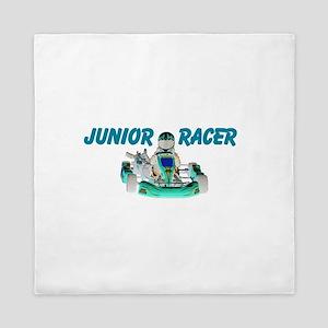 Junior Racer Queen Duvet