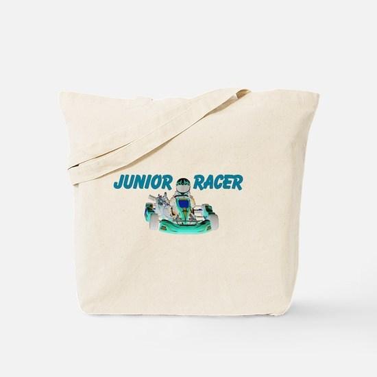 Junior Racer Tote Bag