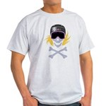Lil' Snowboarder Skully Light T-Shirt