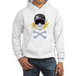 Lil' Snowboarder Skully Hooded Sweatshirt
