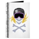 Lil' Snowboarder Skully Journal