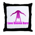 Gymnastics Pillow - Bars