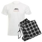 Leaping Zoi Dad'S Men'S Light Pajamas