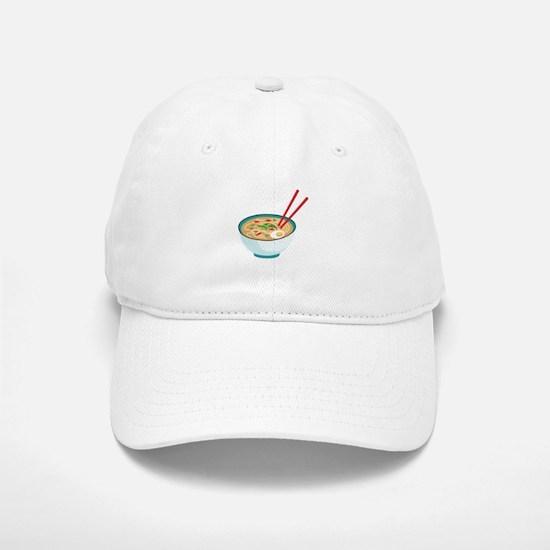 Pho Noodle Bowl Baseball Baseball Baseball Cap