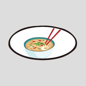 Pho Noodle Bowl Patches