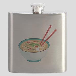 Pho Noodle Bowl Flask