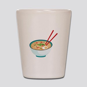 Pho Noodle Bowl Shot Glass