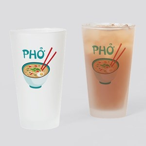 PHO Drinking Glass