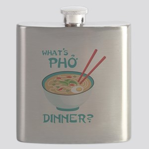 Whats Pho Dinner? Flask