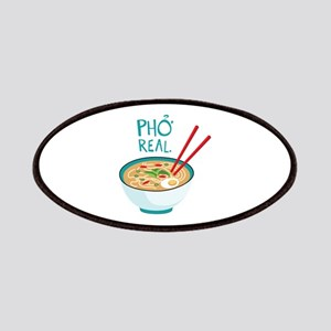 Pho Real. Patches