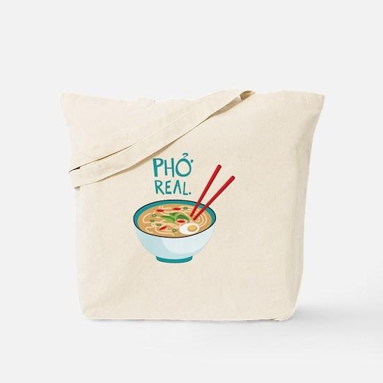Pho Real. Tote Bag