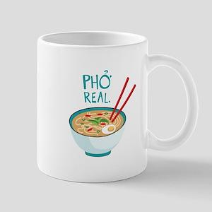 Pho Real. Mugs