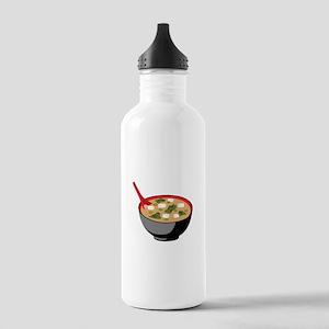 Miso Soup Bowl Water Bottle
