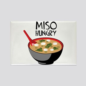 MISO HUNGRY Magnets