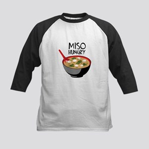 MISO HUNGRY Baseball Jersey