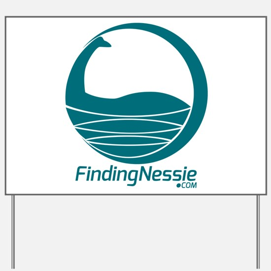 Finding Nessie Yard Sign
