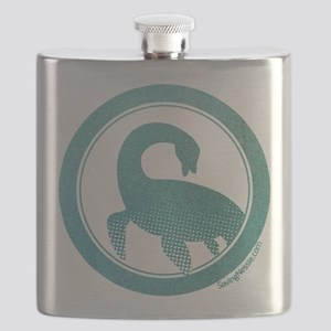 Nessie - Loch Ness Monster Flask