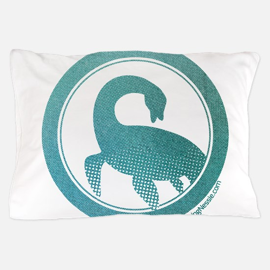 Nessie - Loch Ness Monster Pillow Case