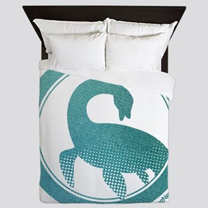 Nessie - Loch Ness Monster Queen Duvet