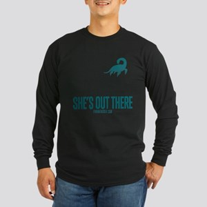 Loch Ness Monster - She's Out There Long Sleeve T-