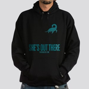 Loch Ness Monster - She's Out There Hoodie