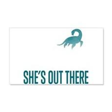Loch Ness Monster - She's Out There Wall Decal