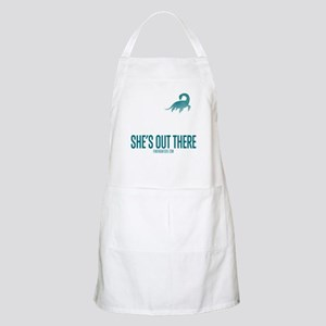 Loch Ness Monster - She's Out There Apron