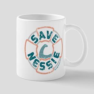 Save Nessie Mugs