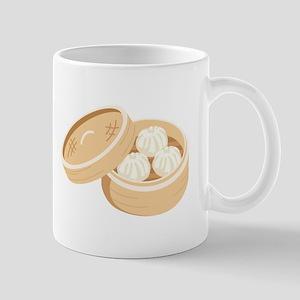 Asian Dumplings Mugs