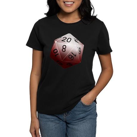 d20 Women's Dark T-Shirt