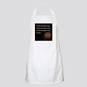 The Ultimate Stressbuster Apron