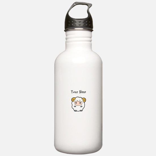 Name your Sheep Water Bottle