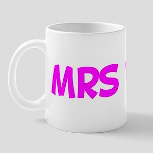 Mrs Depp Mug