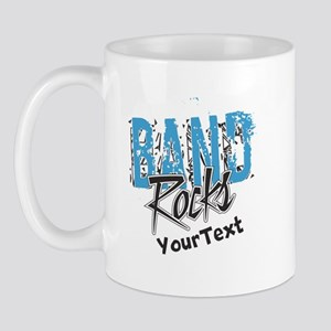 Customize BAND Rocks (Left) Mug