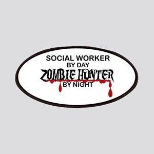 Zombie Hunter - Social Worker Patches